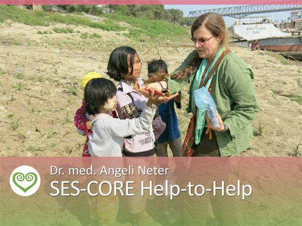 Help to help von Dr. med. Angeli Neter