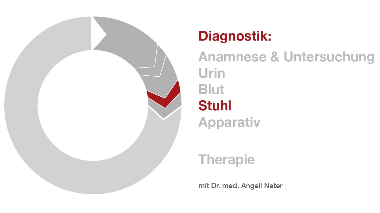 Überblick Diagnostik - Stuhluntersuchung, Dr. med. A. Neter